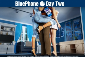 BluePhone - Day Two