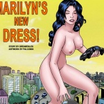 Marilyn's New Dress by DreamTales